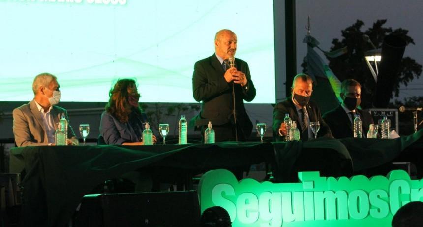Ensenada: Mario Secco realizó la apertura de sesiones ordinarias