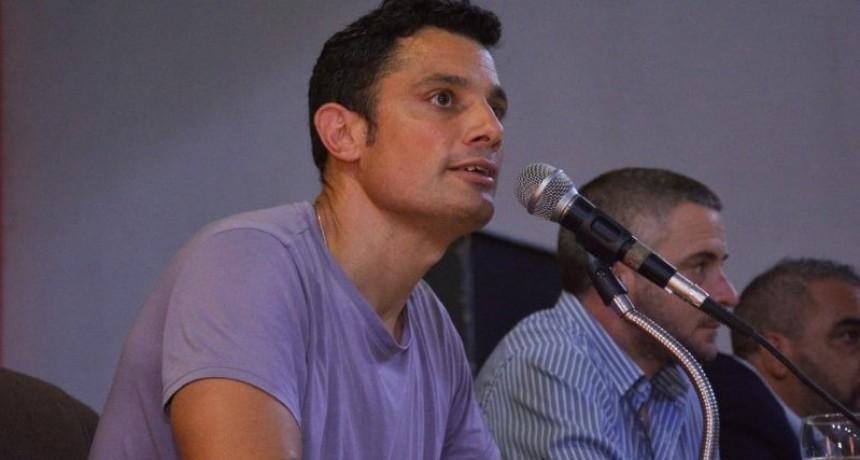 Gral. Rodríguez: En el gimnasio del Microestadio Municipal, Mauro García inauguró el año legislativo