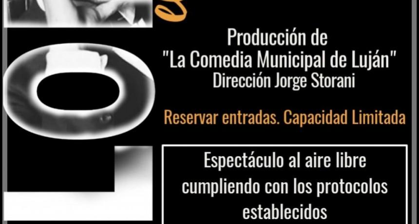 """Luján: La Comedia Municipal presenta """"Lorca en el Museo"""""""