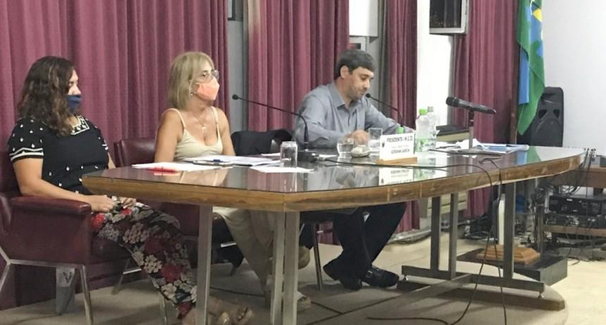 H. Yrigoyen: El intendente Ignacio Pugnaloni, inauguró el periodo de Sesiones Ordinarias del HCD