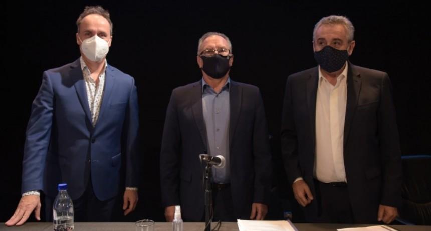 Ituzaingó: Descalzo inauguró un nuevo período de sesiones ordinarias del HCD