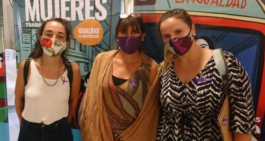 Tres Lomas presente en el encuentro regional de áreas de la mujer