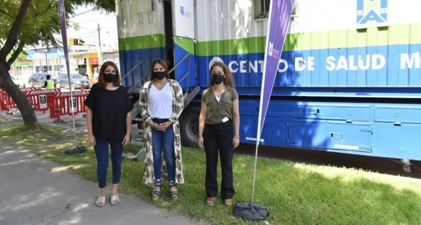 """Malvinas Argentinas: Se presentó el Programa """"Salud Integral para decidir"""""""