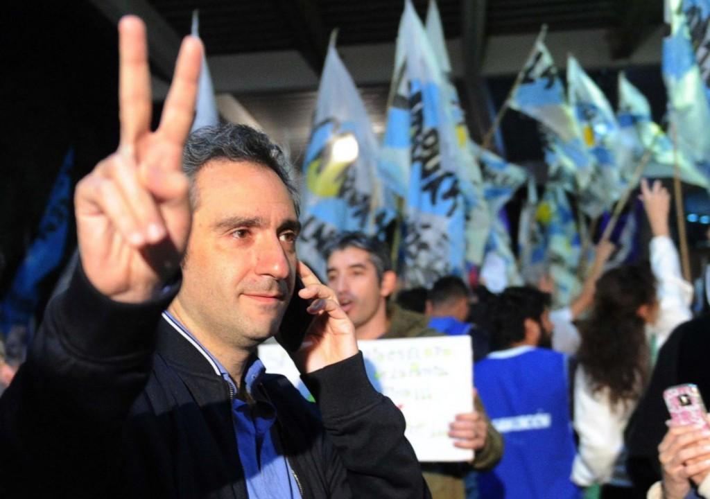 """Larroque: """"Hoy los candidatos más instalados son Rossi, Capitanich y Kicillof"""""""