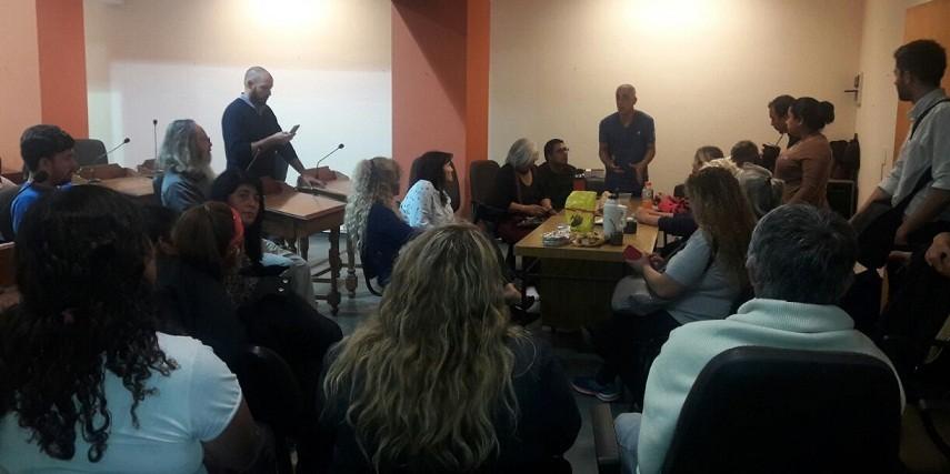 Gral. Rodríguez: Nace la Red de Asociaciones y ONG sin fines de lucro