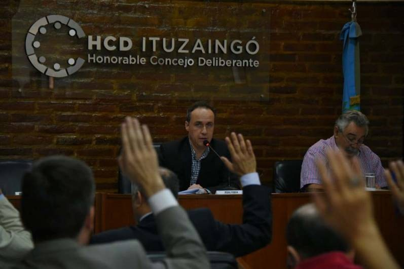 Ituzaingo: El HCD aprobó la rendición de cuentas del año 2017