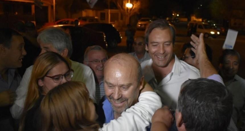 Villa Regina: El FpV se quedó con el triunfo del primer test electoral