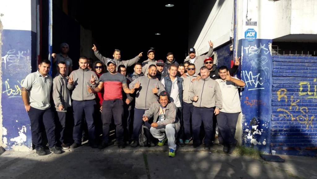 El Palomar: La movilización de SATSAID revirtió los despidos en una empresa ligada a Telecom