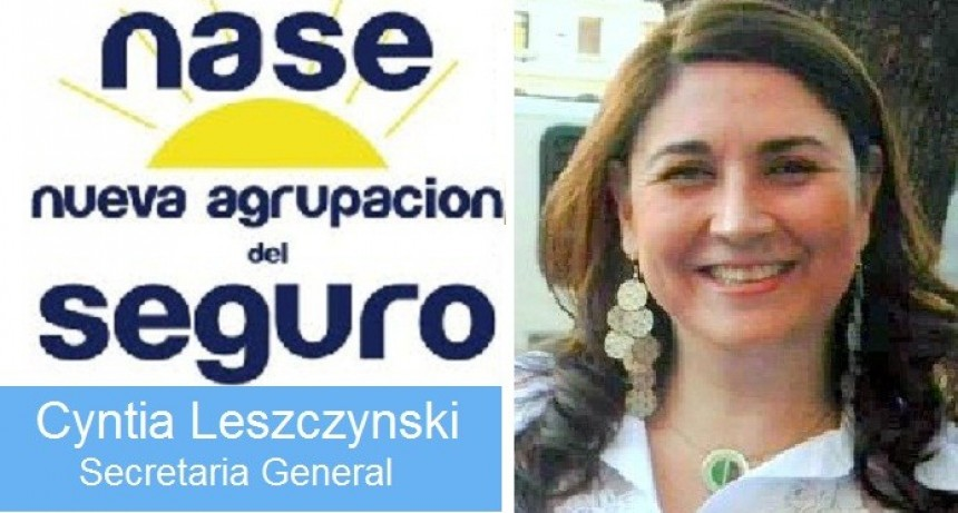 Cyntia Leszczynski intentará cortar la hegemonía de Martínez de 30 años en el Sindicato del Seguro
