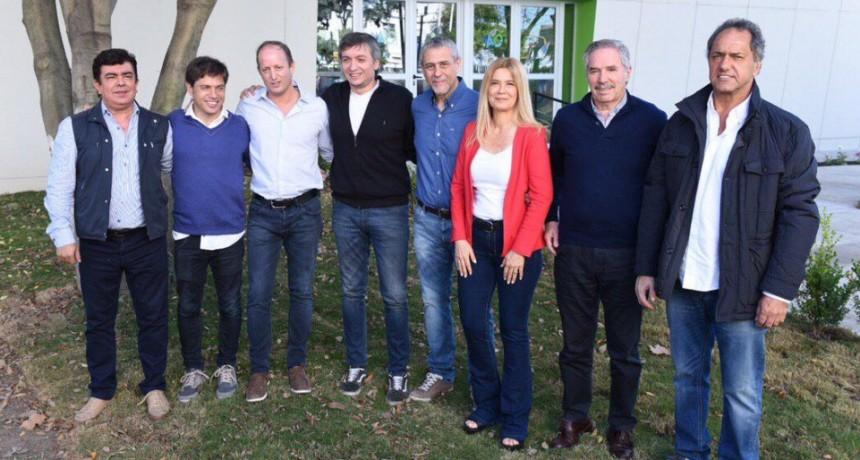 """Avellaneda: El PJ inició la campaña """"Unidos por Buenos Aires"""" con todos los candidatos"""