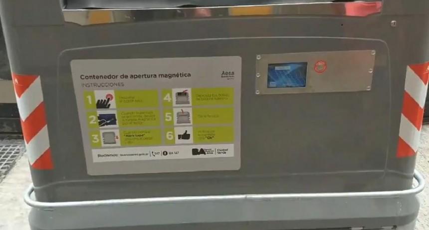 """Larreta colocó contenedores de basura con tarjeta magnética para que no los abran los """"pobres"""""""
