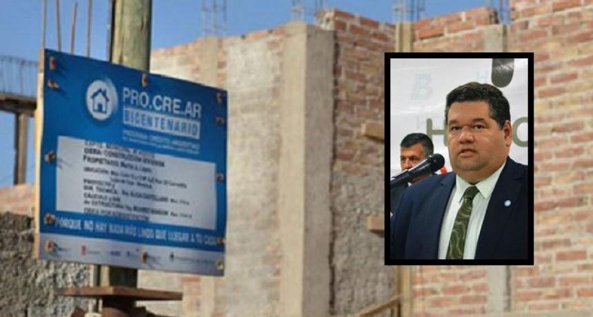 Berisso: El intendente Nedela (Cambiemos) cuestionado por los fondos para viviendas