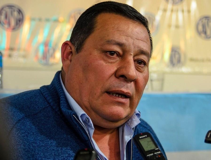 """Jorge D'Andrea (ATSA): """"Nuestros compañeros y el personal sanitario, son nuestros soldados en esta guerra. Son los primeros que reciben el impacto"""""""