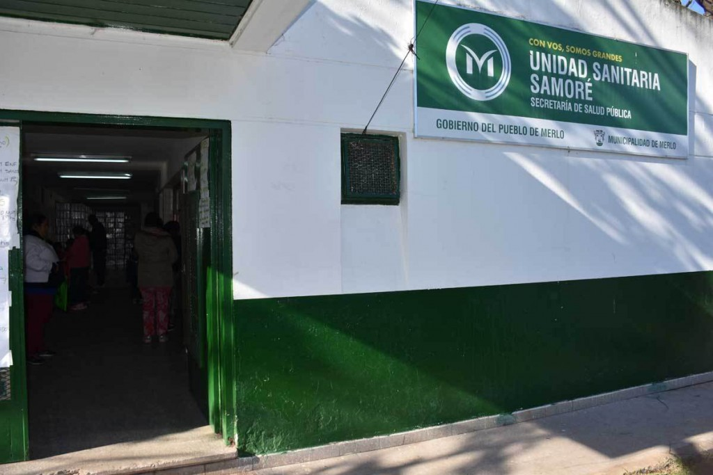 Merlo: Campaña de vacunación en todos los Centros Sanitarios del distrito