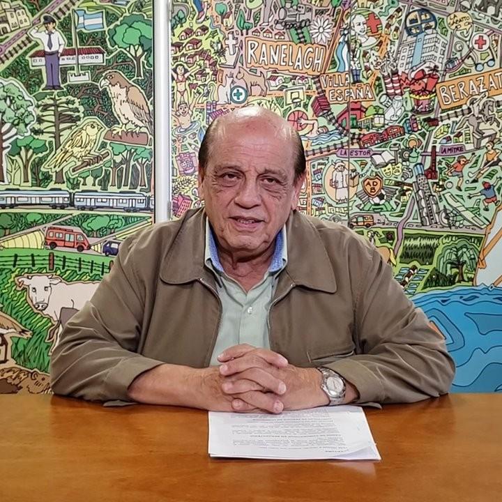 Mussi informó cómo sigue la situación del Coronavirus en BerazateguiI