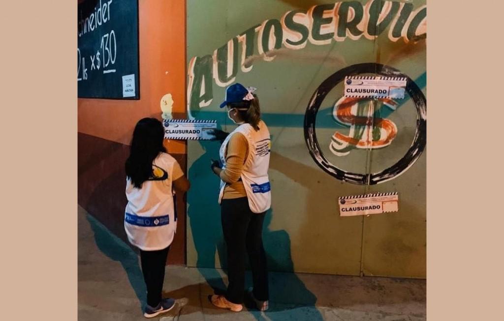 Formosa: 89 actas de infracción por sobreprecios, decomiso de mercaderías vencidas y clausura de autoservicio