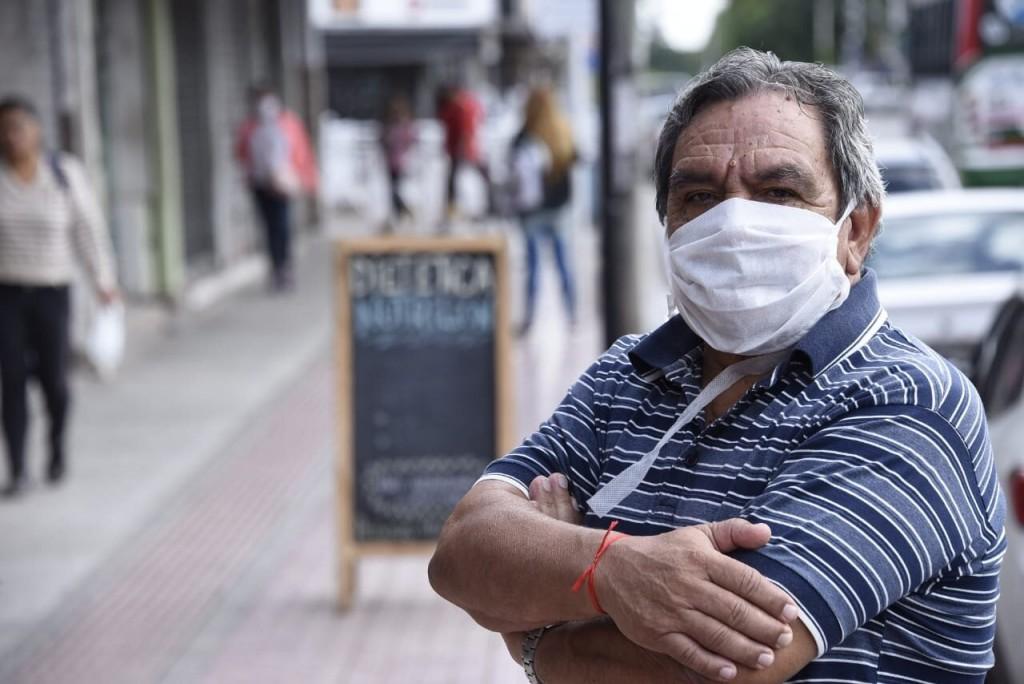 Malvinas Argentinas: será obligatorio el uso de barbijo o protector facial desde el próximo lunes