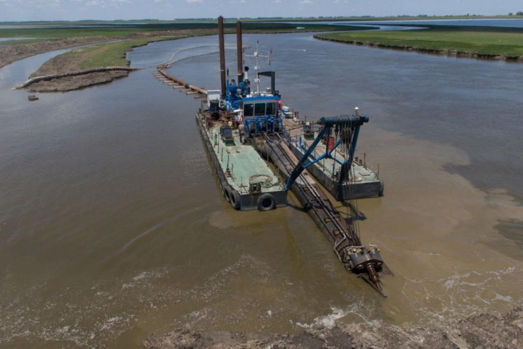 Río Luján: Adjudican obra de adecuación del cauce que beneficiará a Pilar, Exaltación de la Cruz y Luján