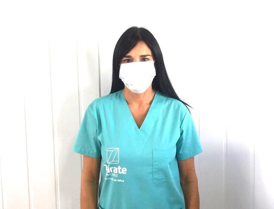"""Rosana Núñez: """"En Zárate nadie oculta información. Todo es avalado por el Malbrán, quien recibe las muestras de los pacientes sospechosos"""""""