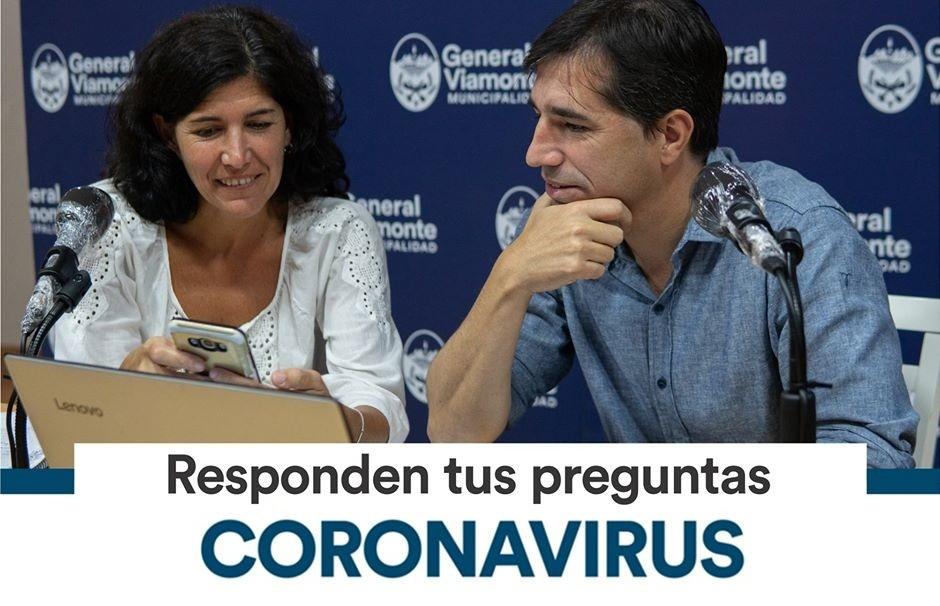 Gral. Viamonte: Continúa la campaña de prevención ya que no hay casos confirmados o sospechosos