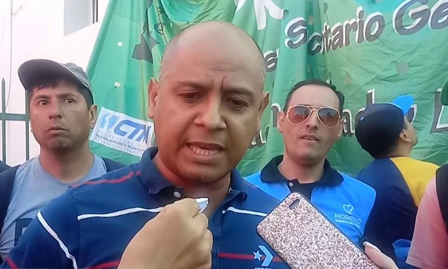 """Moreno: El Sindicato Municipal solicita medidas """"urgentes"""" de prevención para los trabajadores"""