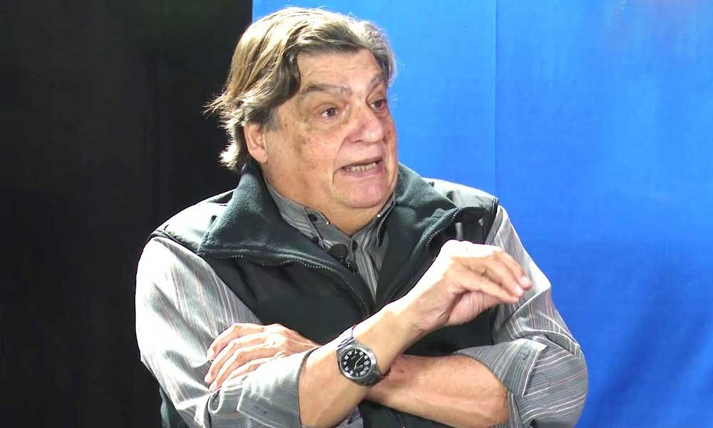"""Jorge Rachid: """"La Cuarentena es el único medicamento conocido para la Pandemia y debe administrarse como tal"""""""