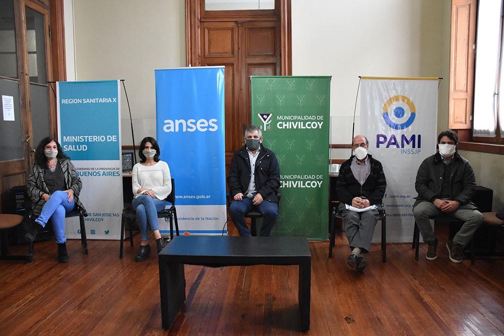 Chivilcoy: El Comité de Crisis no permitirá las salidas de esparcimiento y extiende la atención comercial hasta las 18 horas