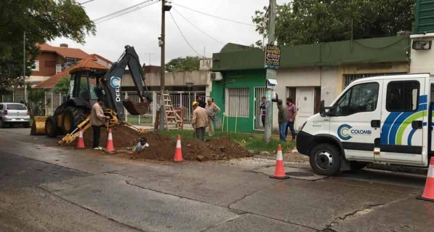 Quilmes: Se puso en marcha la obra de acceso al agua potable para Villa Itatí