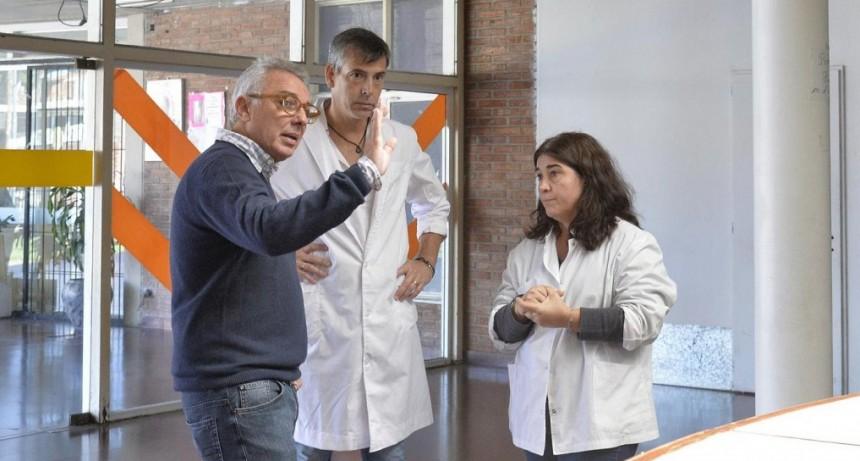 """Zamora: """"La comunidad de Tigre va a hacer un esfuerzo para mejorar el Hospital de Pacheco y dignificar a sus trabajadores"""""""