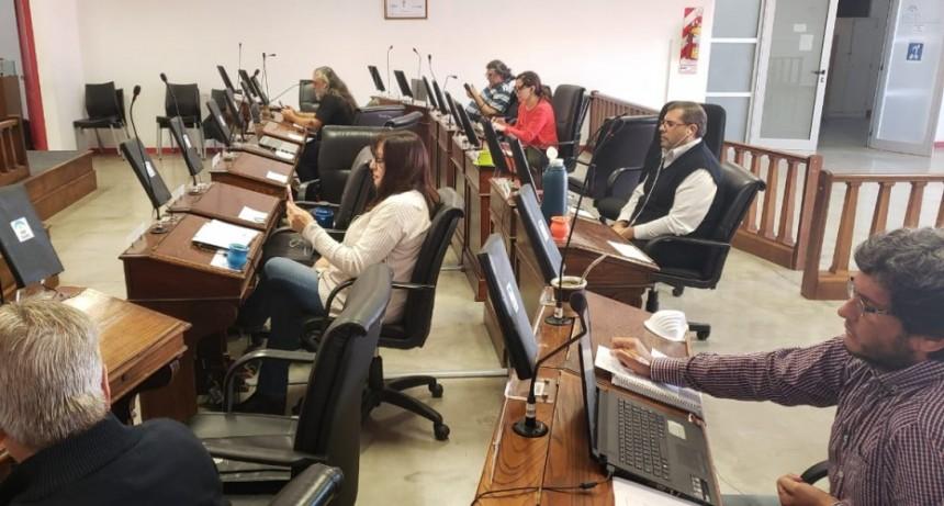 Zárate: Reunión del COES en el marco de la pandemia del coronavirus