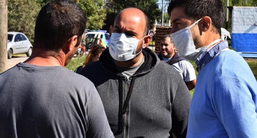 Escobar: El municipio entregó más de 800 módulos alimentarios en centros comunitarios