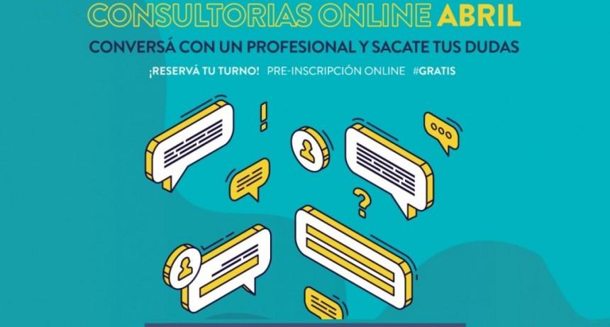Vicente López realiza consultorías online y gratuitas para emprendedores