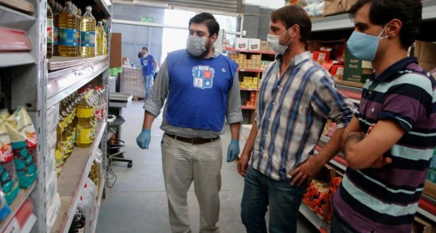 Pilar: Operativo de control de precios en Lagomarsino
