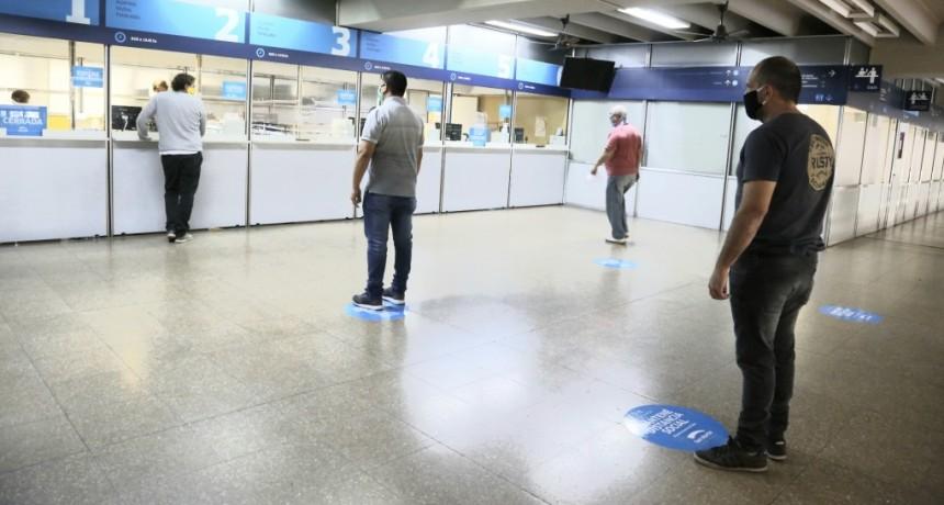 San Martín: Reabrieron las cajas municipales para el pago de tasas y servicios