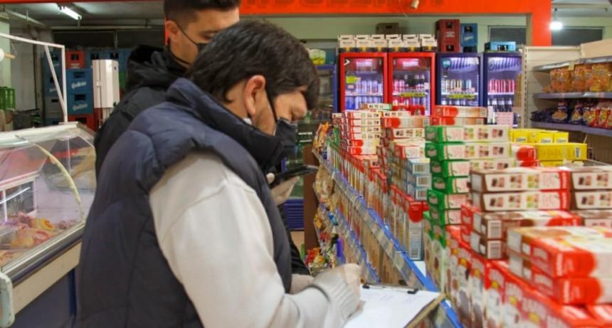 San Vicente: Se Intensifican los controles en comercios del distrito