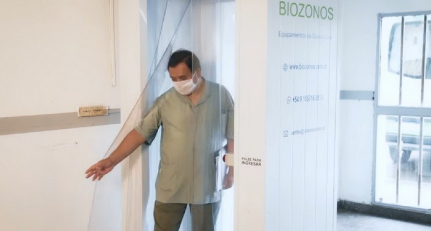 José C. Paz: Ishii dispuso la instalación de cabinas de ozono en los hospitales y una Unidad de Internación y Aislamiento