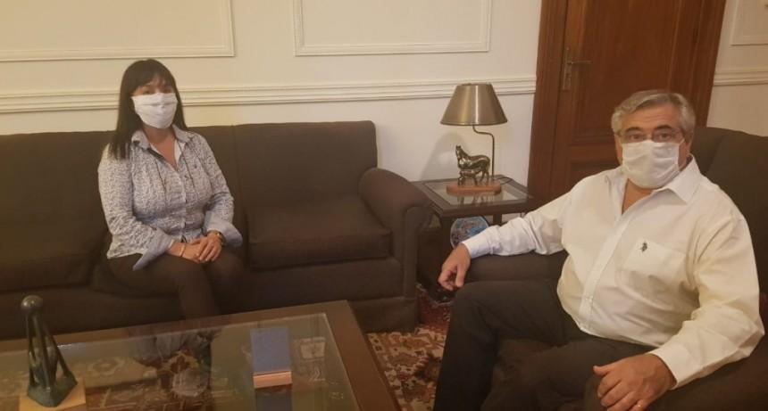 Gral. Villegas: El intendente Campana designó a la nueva titular de Desarrollo Social