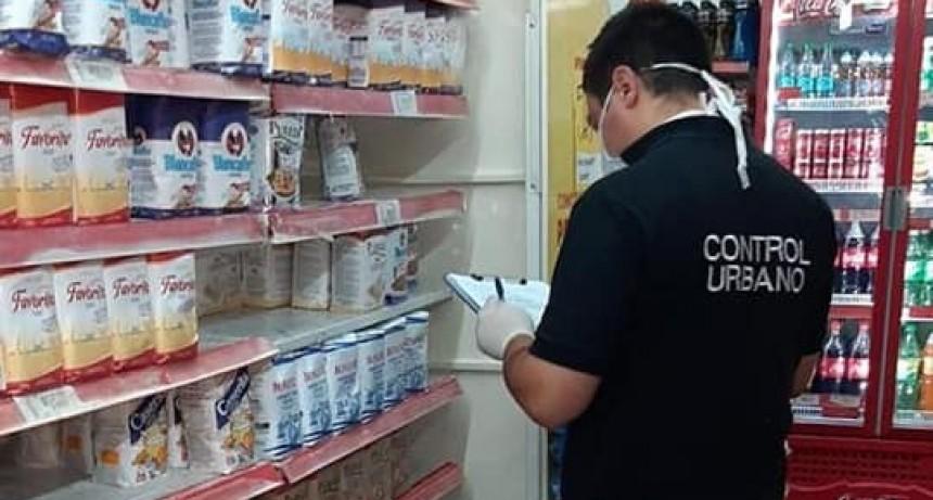 Continúan los controles de precios en San Miguel