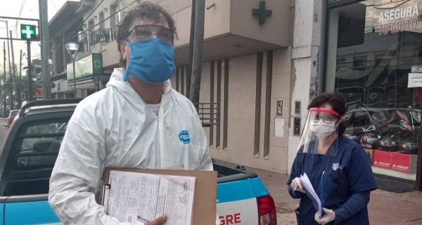Tigre profundiza sus controles preventivos por el COVID-19 en clínicas privadas del distrito