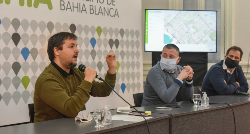 Bahía Blanca: Desde el próximo lunes 4 de mayo, los colectivos transitarán con un nuevo esquema de circulación