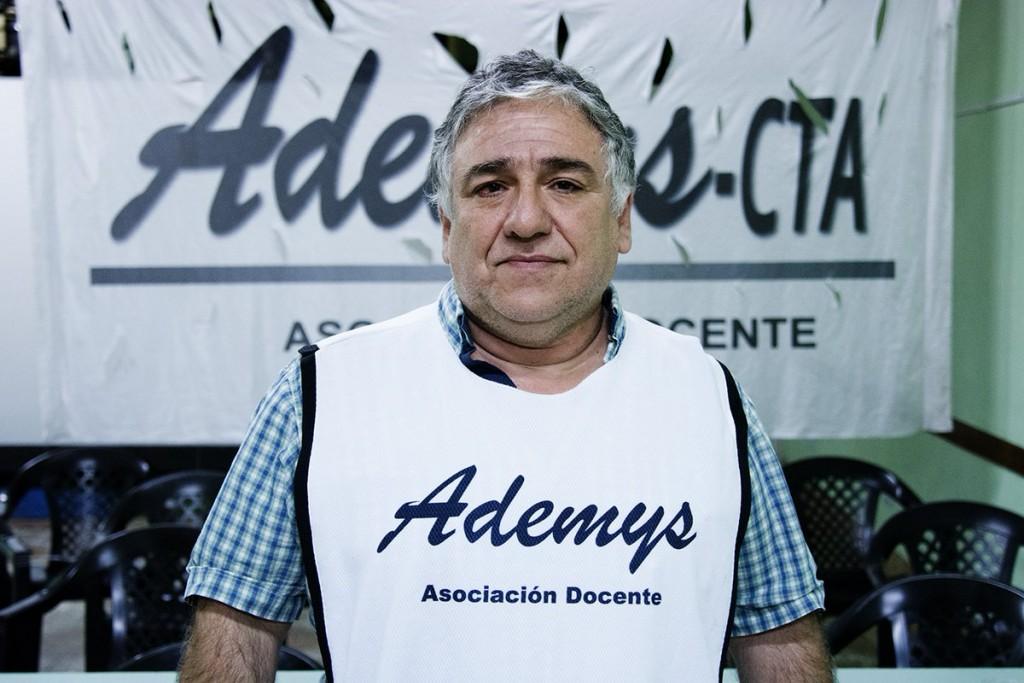 """Jorge Adaro: """"Le pedimos a Larreta suspender las clases presenciales hasta que baje el pico de contagio"""""""