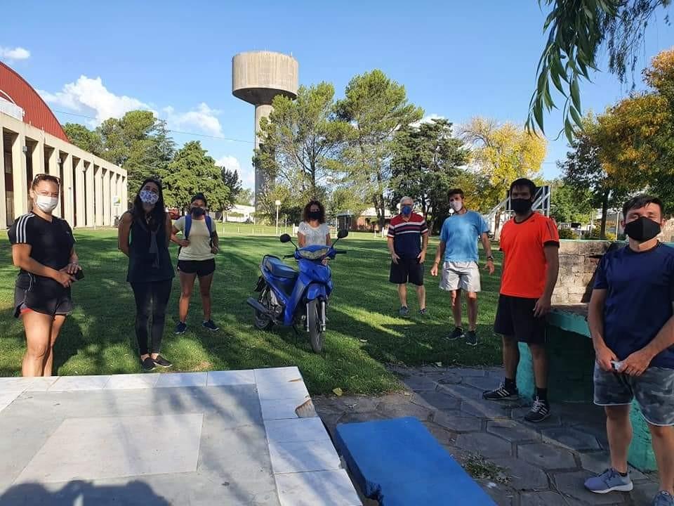 H. Yrigoyen: Semana de la Actividad Física