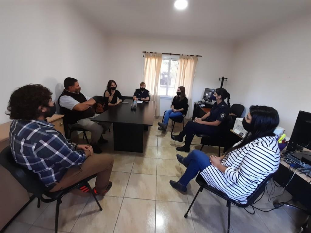 Florentino Ameghino: Reunión de delegados municipales