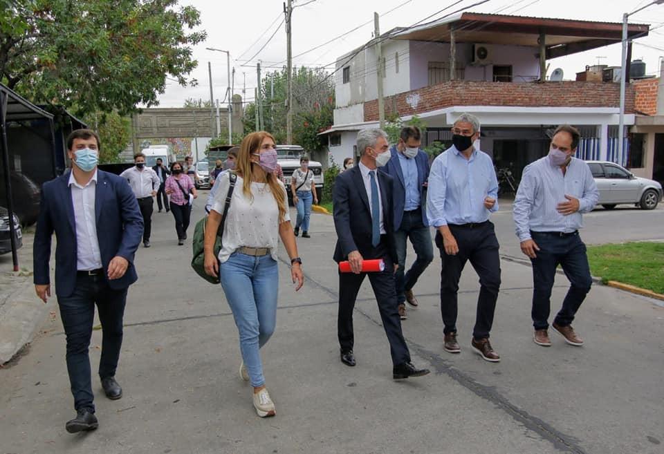 Avellaneda: El municipio avanza junto al Gobierno Nacional en un plan de soluciones habitacionales