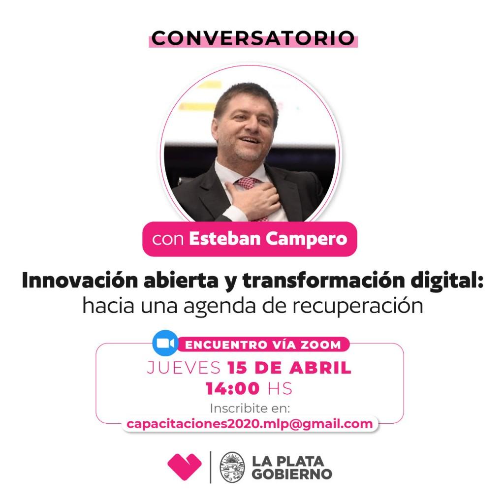 La Plata: Capacitarán a emprendedores platenses sobre herramientas digitales para maximizar su productividad