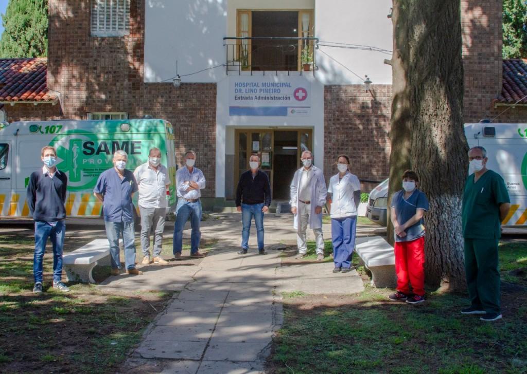 Baradero: Reunión de laboral entre las y los trabajadores del sector público y privado