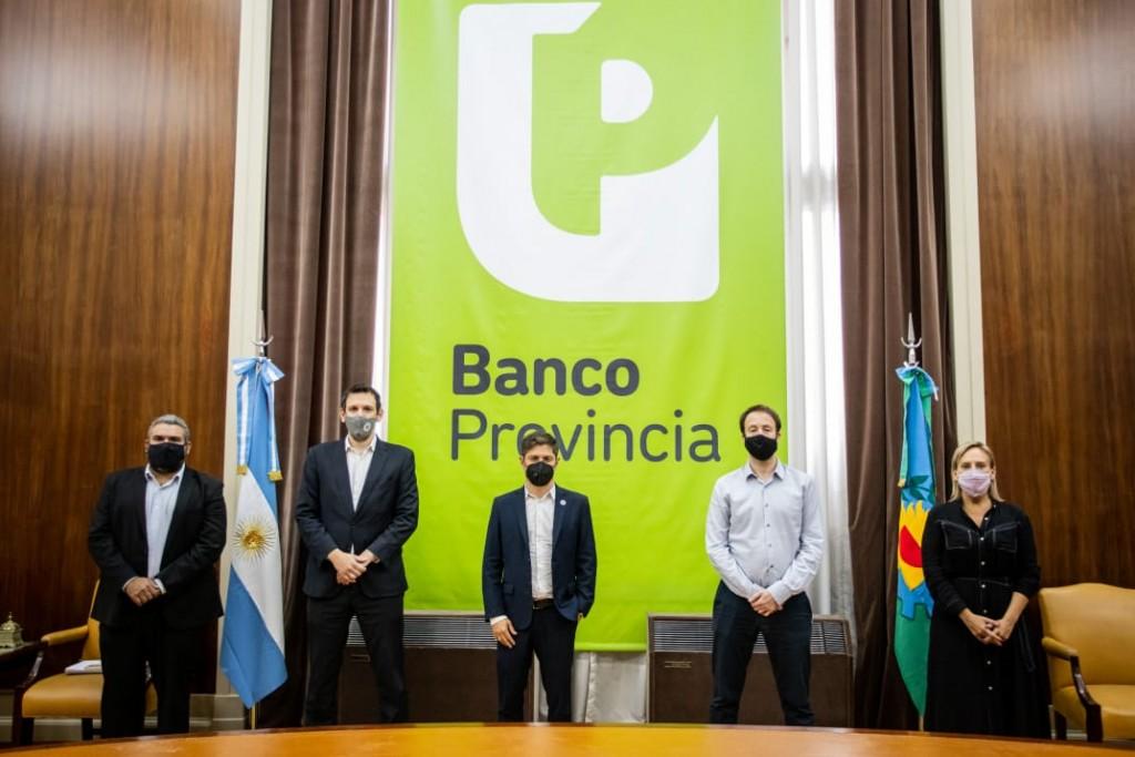 Patagones: Zara participó de la presentación de la nueva línea de Provincia Leasing para municipios