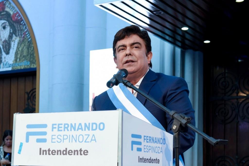 La Matanza: Espinoza otorgó un aumento salarial histórico del 32% para sus empleados municipales