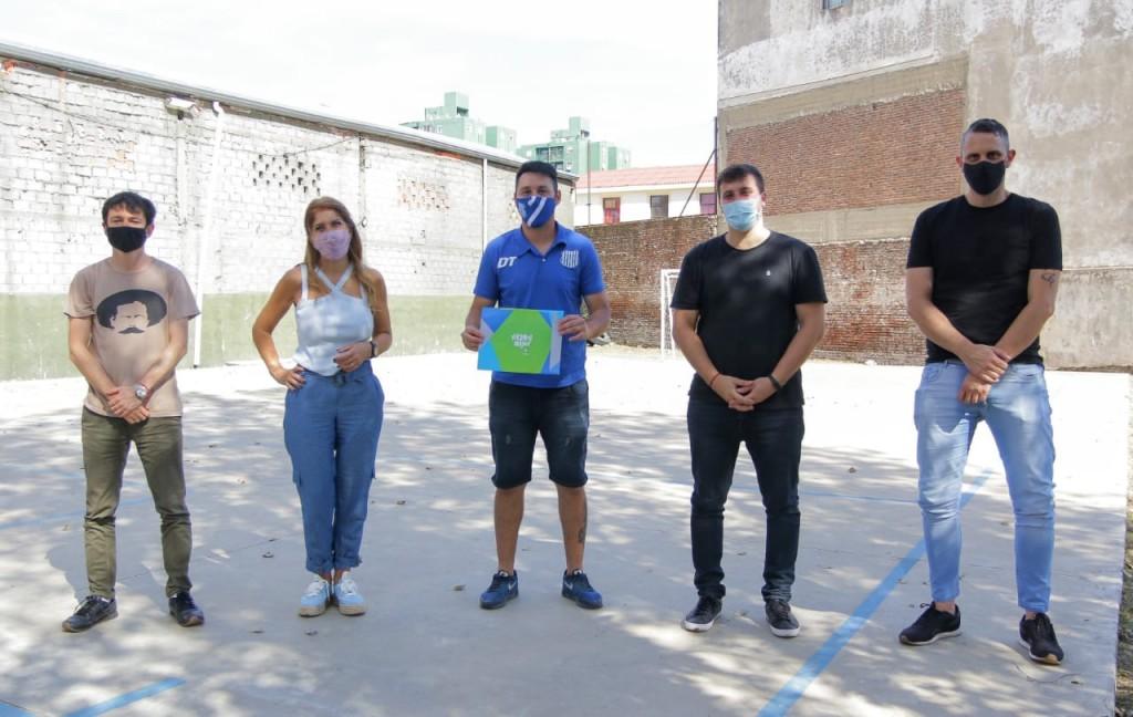 Avellaneda: La Municipalidad continúa con la entrega de subsidios a instituciones barriales