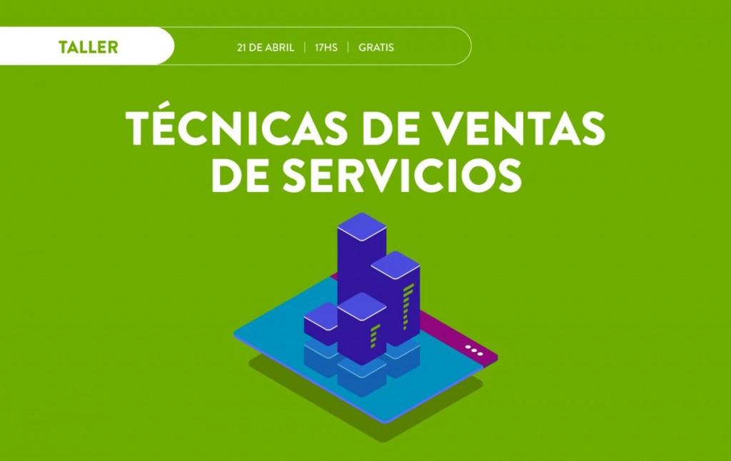 Vicente López brinda un taller de técnicas de ventas de servicio